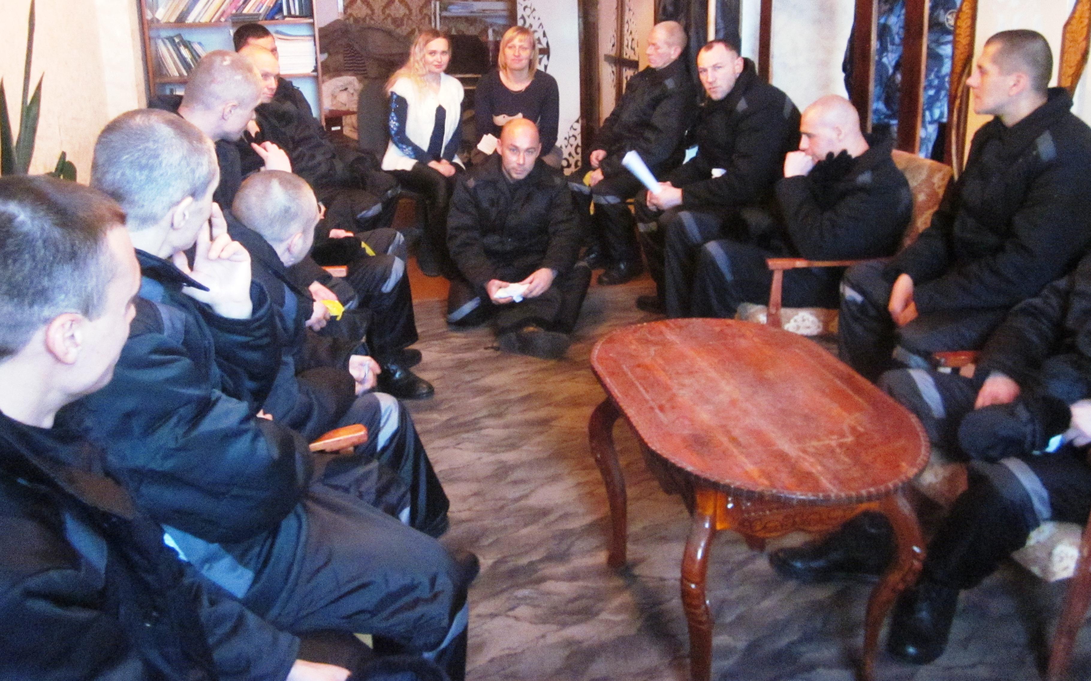 В исправительной колонии 5 г свияжска есть свой храм, а недавно была создана редакция православной газеты